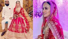 Sana Khan marries Mufti Anas in a small wedding ceremony