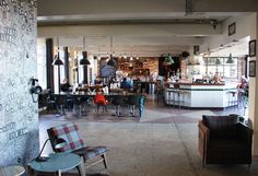 Situated just off the main drag on Reykjavik's waterfront, Kex is a friendly hostel, restaurant, bar and all around pleasant place to hang.