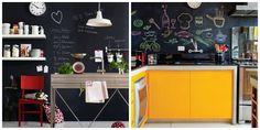 Decorar las paredes, pizarra en las paredes, pintura, walls, deco, home, blackboard