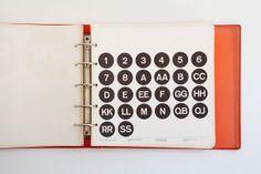 NYC Transit Authority Graphics Standards Manuel - Massimo Vignelli