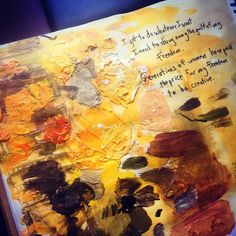 #whatshesaid #ilovepainting #artistsofinstagram #sketchbook #artist #artistsoninstagram