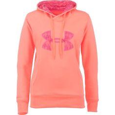 Under Armour® Women's Armour® Fleece Storm Big Logo Hoodie