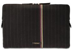 Paul Smith Laptop Sleeve Bag For 15 Inch Laptop /Case Maharam Stripes