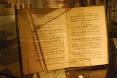 9 THINGS YOU HAVE TO DO IN BUDAPEST! Museum of Music History – Okay I studied music in college, so I may be a little biased on this one. But I was nerding out in this museum! Handwritten sheet music from famous Hungarian composers like Kodaly, Bartok and Lizst.......