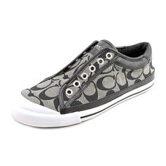 Coach Women's Signature C Metallic Felix Sneaker *** Check this awesome product by going to the link at the image.