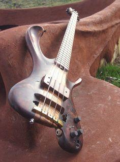 Ken Bebenee Magical Root bass