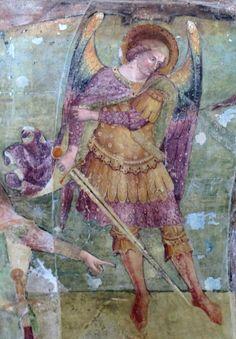 "koredzas: ""Buffalmacco,Bonamico di Martino da Firenze - The Last Judgement. Detail.1336 - 1341 """