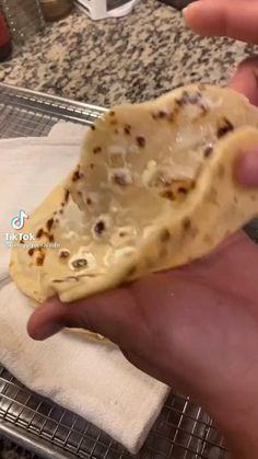 Homemade Tortillas, Flour Tortillas, Mexican Food Recipes, Dinner Recipes, Tortilla Recipe, Comida Latina, Tasty, Yummy Food, Köstliche Desserts
