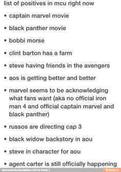 THANK YOU ---- But I still want Iron Man 4 at some point. And what's with this whole Hawkeye-Farm shpiel? I seriously have no clue
