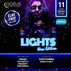 Agitus Danceteria - Lights Neon Edition