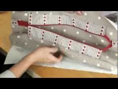 ▶ zippered tote bag missing section - YouTube  Here she shows us how to make a zippered top section for ANY tote bag.  Use this video in combination with any pattern you are creating that has a zipper along the top.  Kudo's to Debbie Shore for taking the time to teach and sharing her pattern for FREE!