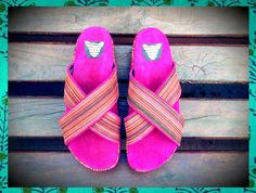   LENNY IN PINK    by Leona Vicario Shoes