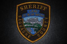 Saguache County Sheriff Patch, Colorado (Current Issue)