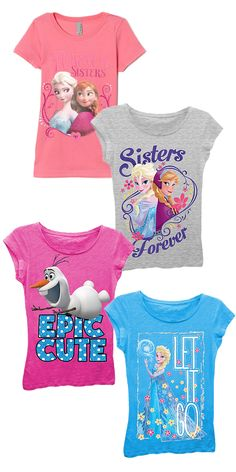 Frozen finds for your sweetie on zulily now!