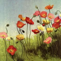 Meadow Suite I Art Print by Shirley Novak | Your Walls, Your Style! | artGalore.ca
