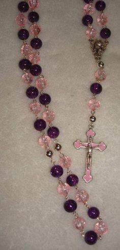 Catholic Store, Catholic Crafts, Kors, Praying The Rosary, Art Thou, Hail Mary, Rosary Beads, Religious Jewelry, Roman Catholic