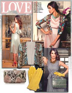 Revista Love. Agosto 2012