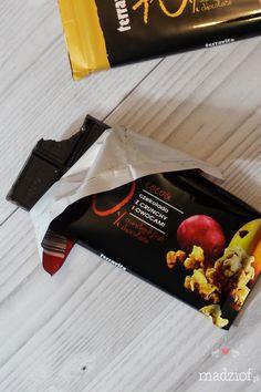 Nie lubię gorzkiej czekolady. | Madziof .pl