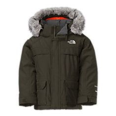 The North Face Toddlers' (2T-5) Jackets & Vests TODDLER BOYS' MCMURDO PARKA