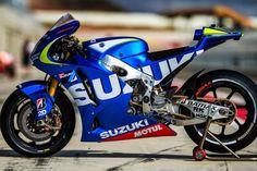 Blog Esportivo do Suíço: Suzuki anuncia volta antecipada ao campeonato da MotoGP