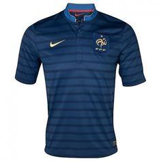 2dcf82b3a41c6 La Selección de Francia Eurocopa 2012 Camiseta fútbol online  627  - €16.87