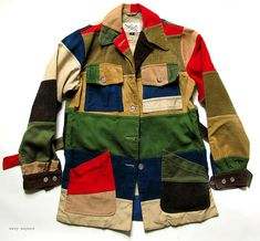 Hunter Thompson-L.L. Bean 70's vintage thing. Crazy compelling but very close to clown wear.