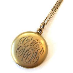 Pin de stanislavs skupovskis en my polyvore finds pinterest vintage victorian gold filled locket 1800s edwardian pendant necklace 83 aloadofball Image collections