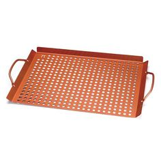 Outset Nonstick Grill Grid - (Sale Savings). Like this copper style look!
