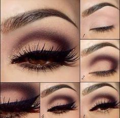 Image result for makeup tutorials for brown eyes