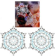 Hexagons, Crochet Granny, Granny Squares, Doilies, Charts, Snowflakes, Shoulder Bag, Bags, Handbags