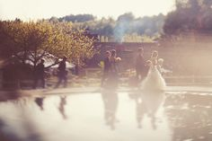 Sunny Woodinville Wedding at DeLille Cellars - One Love Photo