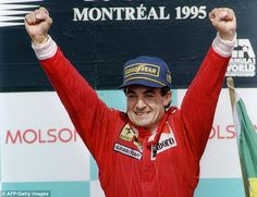 Jean Alesi claimed his first and only grand prix victory of his 201 starts on his 31st birthday.