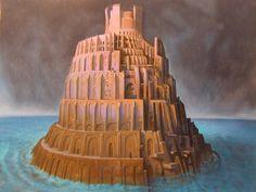 Rodolfo Papa, Torre di Babele, 2005