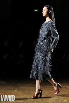 Dries Van Noten RTW Fall 2013 #fashion