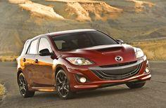 2013 Mazda Speed3 HD Wallpaper