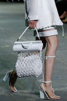 Alexander Wang Spring 2013 Ready-to-Wear Fashion Show Details