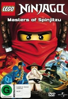 The Lego Ninjago Full izle