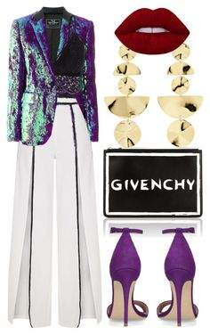 """Untitled #566"" by mayaroger on Polyvore featuring UNCONDITIONAL, Oysho, Givenchy and Ippolita"