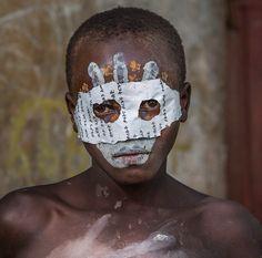 Ethiopian mask