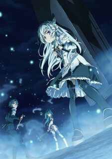 (Hitsugi no Chaika) ■Description: Toru Acura, an incredibly lazy man with some hidden talents, has been forced by his sister Akari to actually go outside and search for work. However, he is in for a big surprise when he meets Chaika Trabant in the forest, and they are suddenly attacked by a monster! How will they survive? Who is this mysterious girl, and why is she being targeted? *Action, Adventure, Comedy , Fantasy*