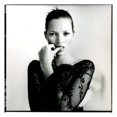 Kate Moss photographed by Paolo Roversi. @thecoveteur