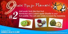 Health Tip no. 2