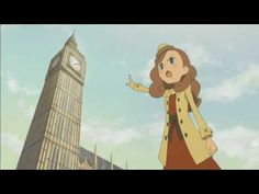 The trailer for the New Layton game. Coming Spring 2017! (In Japan at least...) ----> SO FREAKING EXCITED!!!!!!!!!!!!