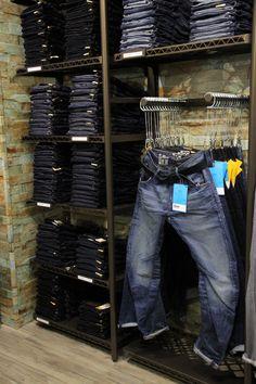 USC Argyle Street in Glasgow, Glasgow City #USCfashion #Visual #Merchandising #denim #jeans