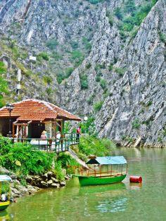Matka, Macedonia