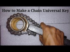 How to Make a Chain Universal Key