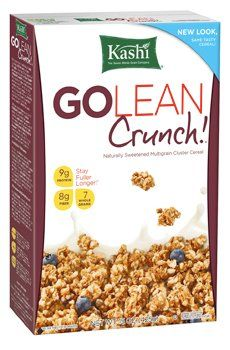Kashi Go Lean Cereal Crunch 138 Ounce  12 per case ** Click image to review more details.