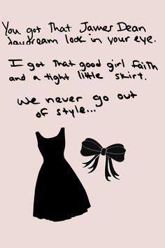 Style Taylor handwritten.