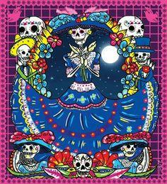 347 Best La Caterina Y El Catrin Images Mexican Art Mexican Folk