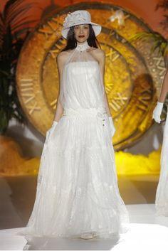 Невеста от Inmaculada Garcia - collection 2015 - BCN Bridal Week 2014 - wedding dresses - свадебная мода
